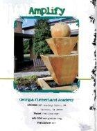 Georgia-Cumberland Academy - Fountain Reveries - 2011 - Page 3