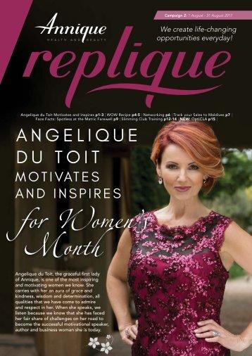 Replique - Campaign 2 - August 2017