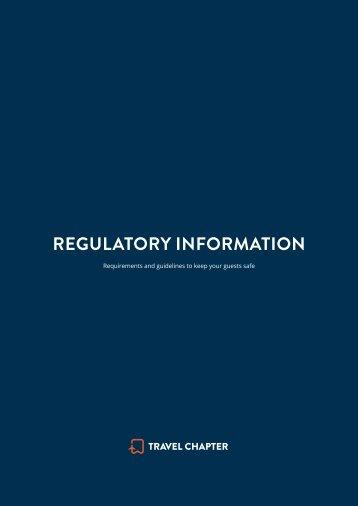TC - Regulatory Information ONLINE NEW IMAGES