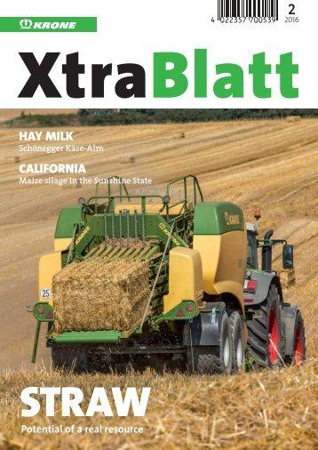 XtraBlatt issue 02-2016