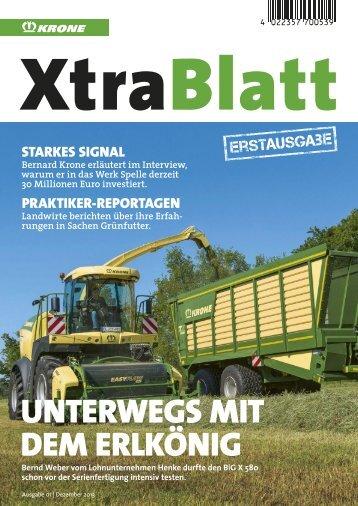 XtraBlatt 01-2013