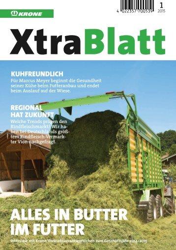 XtraBlatt 01-2015