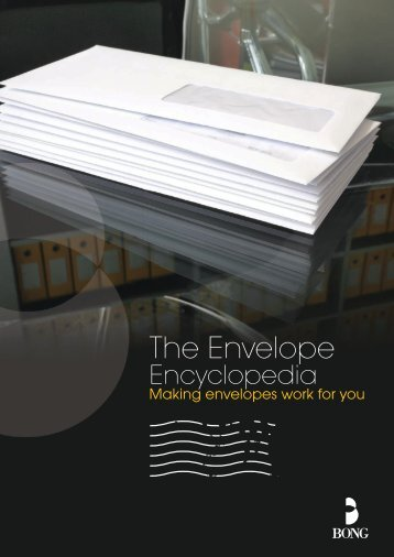Envelope Encyclopaedia_16pp