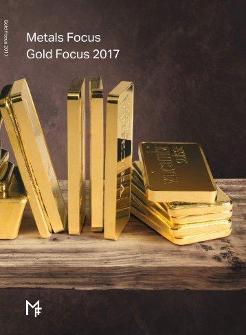 MF - Annual Gold Focus 2017