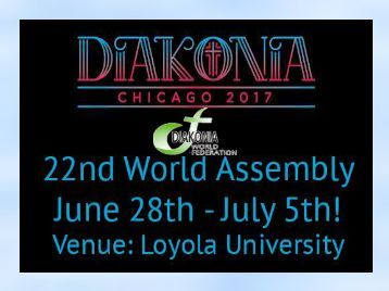 Diakonia 2017 in Chicago