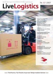 LiveLogistic - SCHMALZ+SCHÖN Holding GmbH