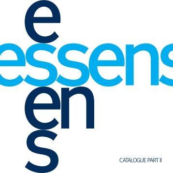 ESSENS - Katalog II.