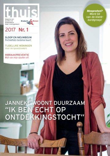 THUIS editie 's-Hertogenbosch juli 2017