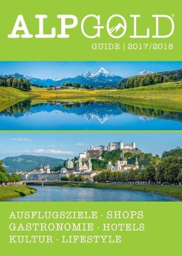 ALPGOLD GUIDE 2017/2018