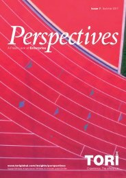 TORI Perspectives Summer 17 01