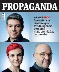 Propaganda Maio 2016