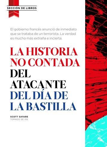 La historia no contada del atacante de dia de la Bastilla