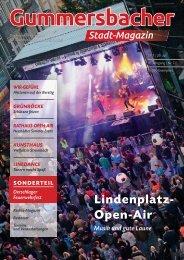 Gummersbacher Stadtmagazin Juli 2017
