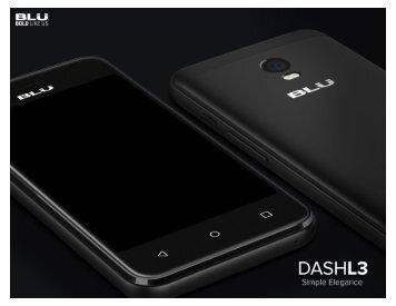 BLU DASH L3