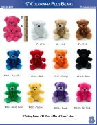 Fall 2017 Catalog for Plush in a Rush - Page 3