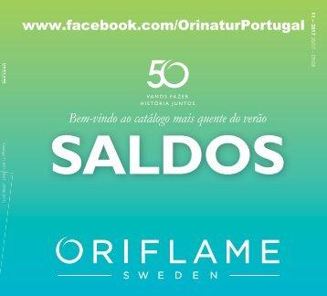 Oriflame - Catálogo 11-2017