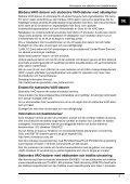 Sony VPCW11S1E - VPCW11S1E Documenti garanzia Svedese - Page 7