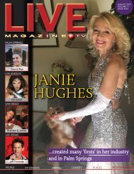 LIVE Magazine #261 Vol 11 August 2017