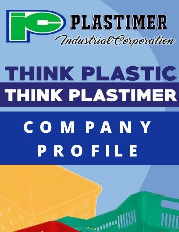 PLASTIMER GROUP OF COMPANIES - COMPANY PROFILE