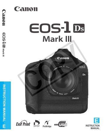 the canon eos 1d mark iin camera the new rob galbraith rh yumpu com