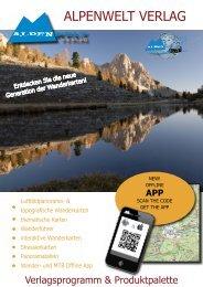 Verlagsprogramm & Produktpalette Alpenwelt Verlag