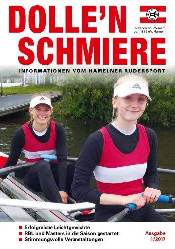 Dolle'n Schmiere 1/2017
