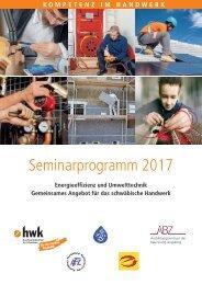 Seminarprogramm_Energie und Umwelt 2017