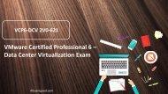 ExamGood 2V0-621 VMware VCP6-DCV real exam questions,2V0-621 VMware VCP6-DCV dumps questions