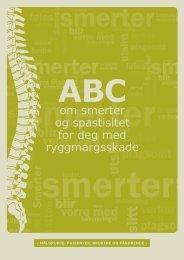 ABC om smerter og spasmer - brukere