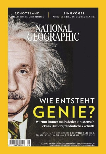 National Geographic, o5 2o17