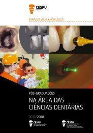 CESPU | Medicina Dentária