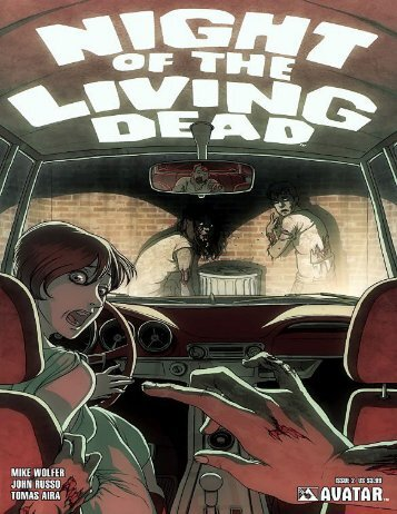 Night of the Living Dead 02 (of 05) (2010) (three covers) (Minutemen-DTs)