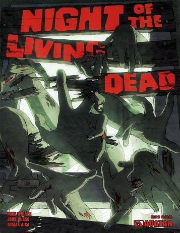 Night of the Living Dead 03 (of 05) (2011) (three covers) (Minutemen-DTs)
