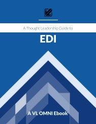 [Ebook] EDI: A Thought Leadership Ebook for SMBs