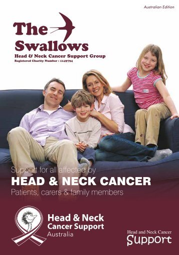 The Swallows Australian Edition Magazine