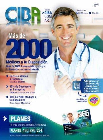 CIBA - Revista Abril 2017