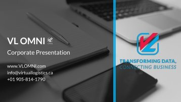 VL Partner Corporate Presentation