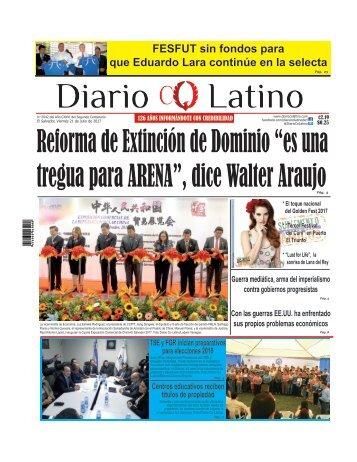 Edición 21 de Julio de 2017