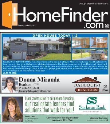Homefinder 0723