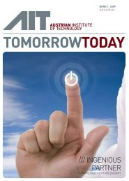 TOMORROWTODAY - AIT Austrian Institute of Technology