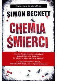 01. Simon Beckett - Chemia śmierci