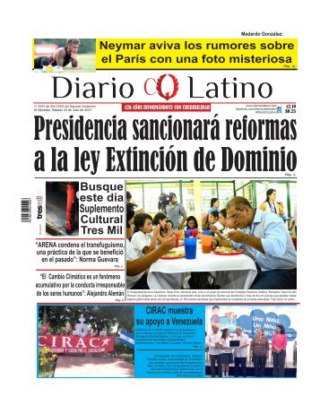 Edición 22 de Julio de 2017