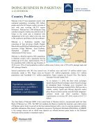 Doing Business in Pakistan - A Guidebook - Page 2