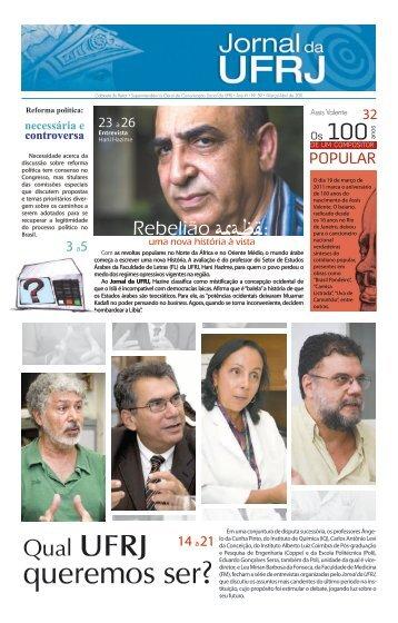 Edição 59 - março/ abril de 2011 - UFRJ