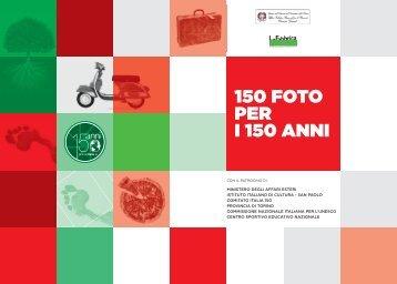 150 FOTO PER I 150 ANNI