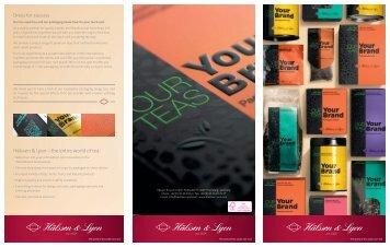 H&L Flyer Packaging_EN
