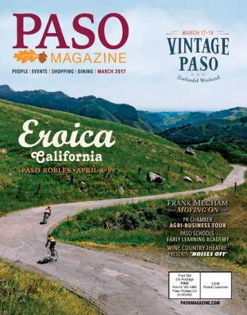 2017 March PASO Magazine