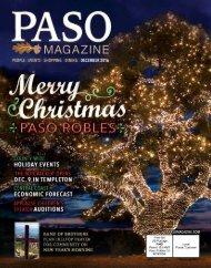 2016 December PASO Magazine