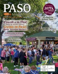 2016 August PASO Magazine