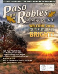 2016 January PASO Magazine